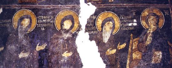 Ктиторска композиција првих Немањића